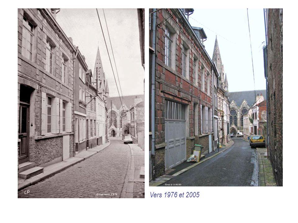 Vers 1976 et 2005