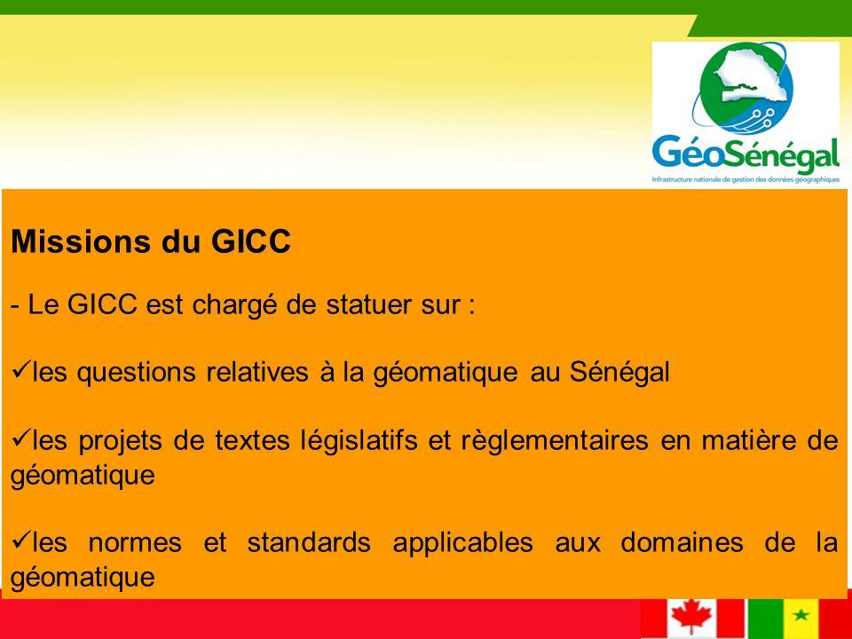 Quelques dates et événements-clefs - Août 2008 : Signature Protocole d'Entente entre Gouvernements du Canada et du Sénégal - Janvier 2009 : Signature Entente Administrative entre Agence Canadienne pour le Développement Industriel (ACDI) et Ressources Nationales du Canada (NRCan) - Mai 2010 : Réunion Premier Comité Conjoint Canada-Sénégal et acceptation du Plan de mise en œuvre du PNG - Août 2010 : Arrivée à Dakar du Gestionnaire de projet canadien - Septembre 2010 : Approbation du Plan de mise en œuvre (PMO) et de son Cadre de mesure de rendement - Approbation du Plan de travail 2010-2011 par le Comité Conjoint Sénégal-Canada