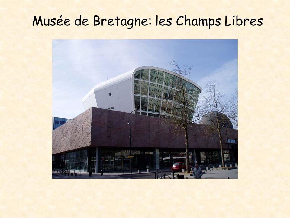 Musée de Bretagne: les Champs Libres