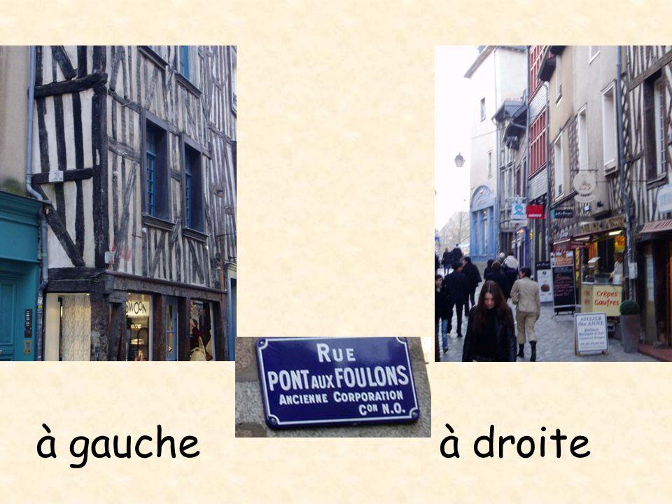Façades Place Champ Jacquet