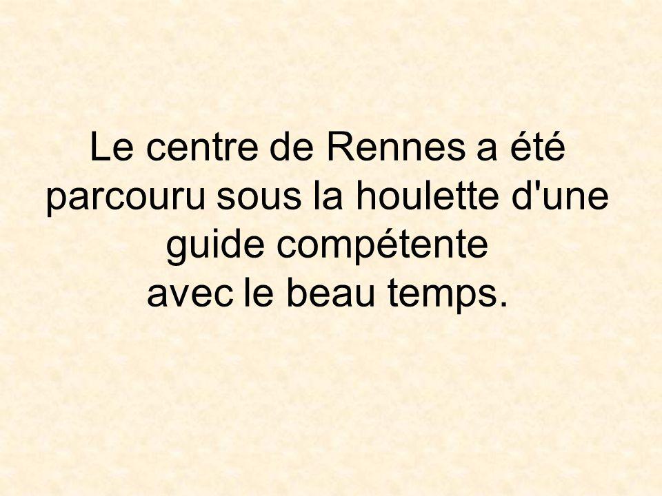 Abbaye Saint Mélaine