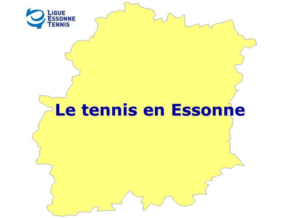 Le tennis en Essonne