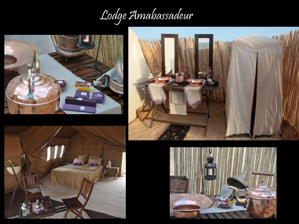 Lodge Amabassadeur