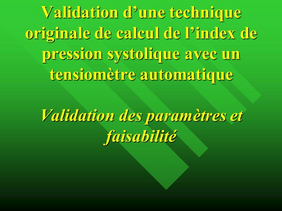 IPS Automatisé Vs RCVA Framingham IPS auto anormal Vs RCV anormal = Faible IPS auto anormal Vs RCV anormal = Faible IPS auto normal Vs RCV faible = Fort IPS auto normal Vs RCV faible = Fort - Sensibilité= 39,2 % - Spécificité= 72;3 % - Exactitude= 71 % - Val Pred Positive= 35 % - Val Pred Négative= 97 %