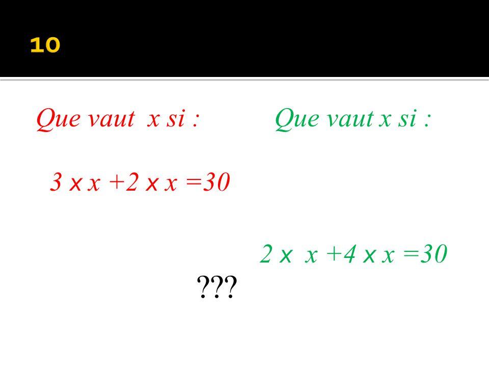 Calculer: