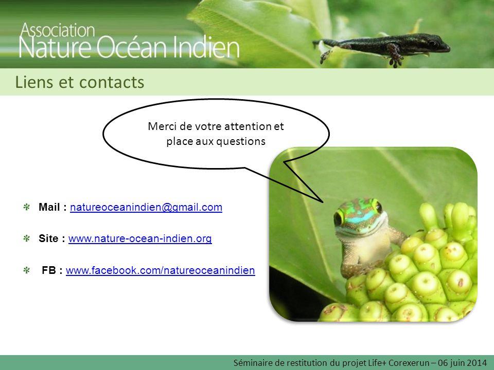 Mail : natureoceanindien@gmail.comnatureoceanindien@gmail.com Site : www.nature-ocean-indien.orgwww.nature-ocean-indien.org FB : www.facebook.com/natu