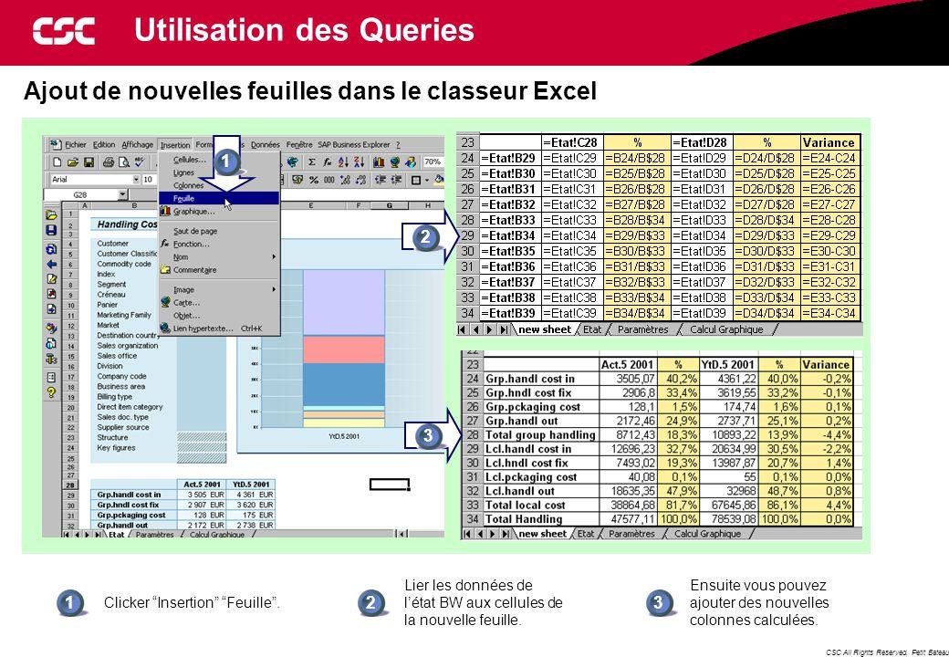 CSC All Rights Reserved, Petit Bateau Ajout de nouvelles feuilles dans le classeur Excel 1 32 12 Clicker Insertion Feuille .