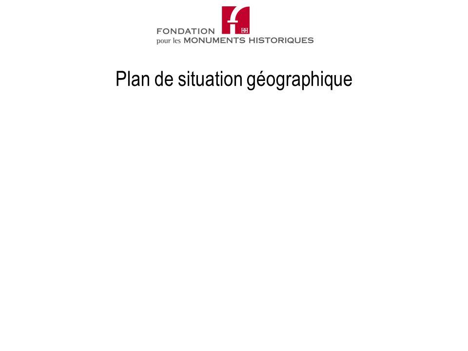 Plan de situation géographique