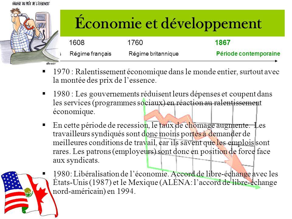 """Révolution tranquille  1960 : Le secteur tertiaire (services) prend de l'expansion.  1960 : """"Maîtres chez nous"""" : nationalisation d'Hydro-Québec. L'"""