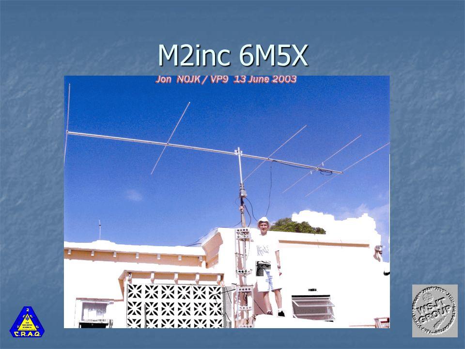 M2inc 6M5X