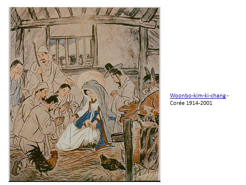 Woonbo-kim-ki-changWoonbo-kim-ki-chang - Corée 1914-2001