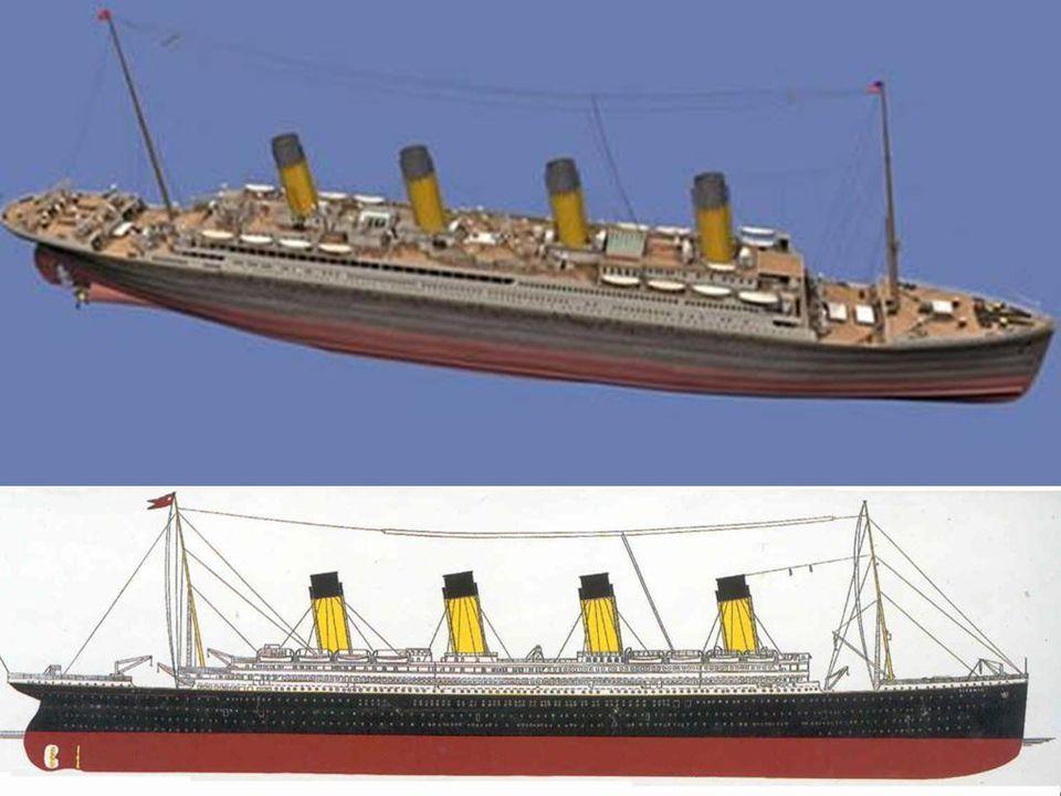 One propeller shaft of Titanic - Une gaine d'arbre d'hélice