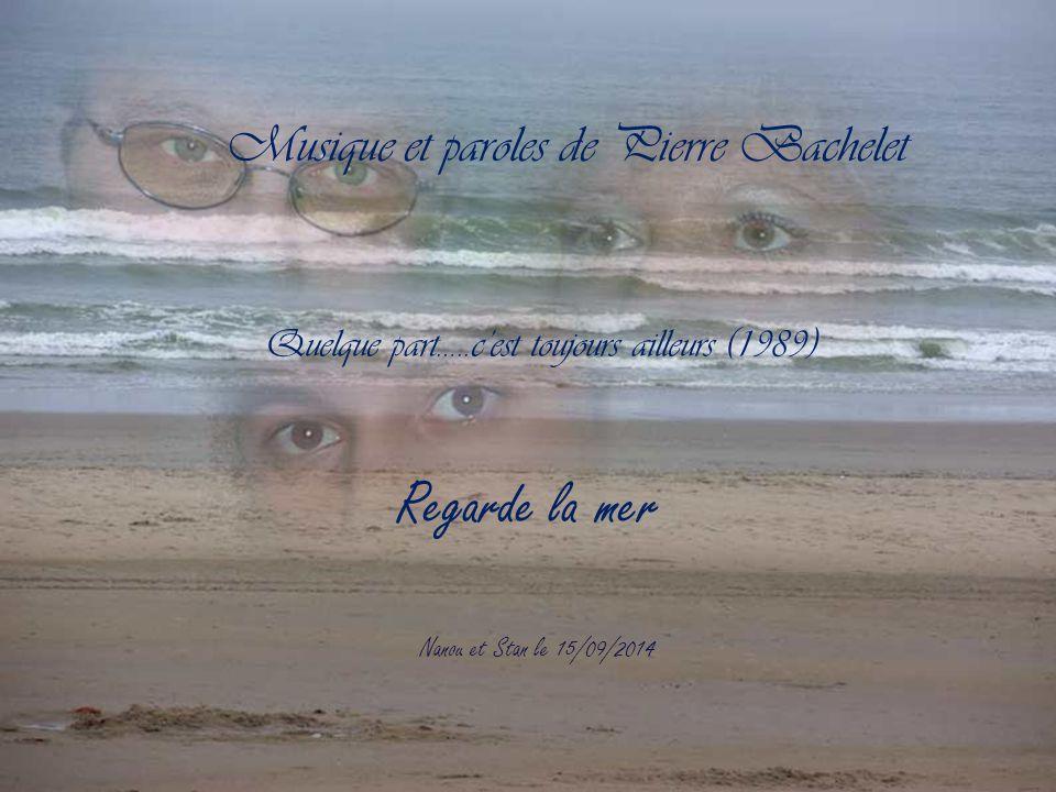 Une comédie musicale (produite par Papa Bravo et Télé Melody) reviendra sur la carrière de Pierre Bachelet. Le 21 mai 2012, c'est Marionnettiste qui s