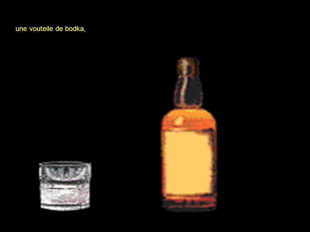 une bouteille de côte du Roussivon