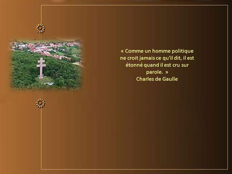 « Délibérer est le fait de plusieurs. Agir est le fait d'un seul. » Charles de Gaulle Extrait de ses Mémoires de guerre