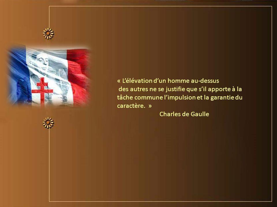 « Le difficile n'est pas de sortir de l'X mais de sortir de l'ordinaire. » Charles de Gaulle