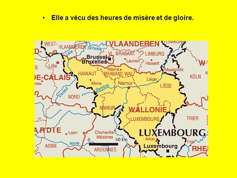 La Wallonie Elle repose sur une terre de travail et d'histoire 15/09/2014 19:29:11 Musical & Manuel