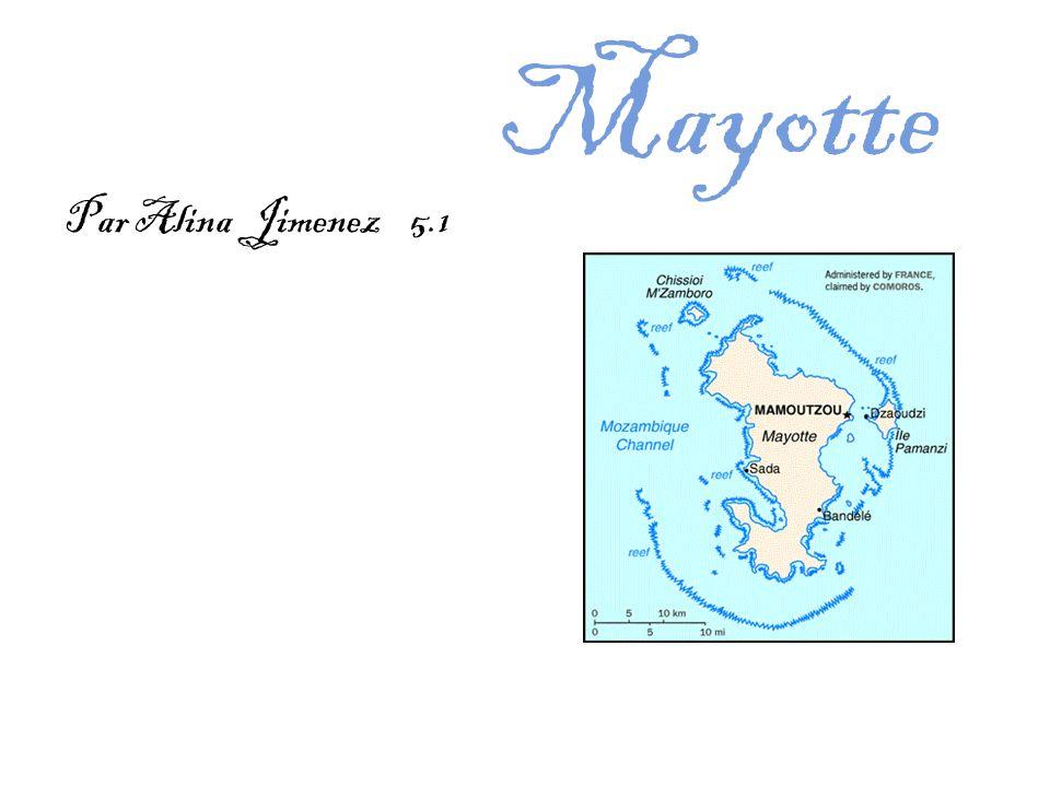 Mayotte Par Alina Jimenez 5.1