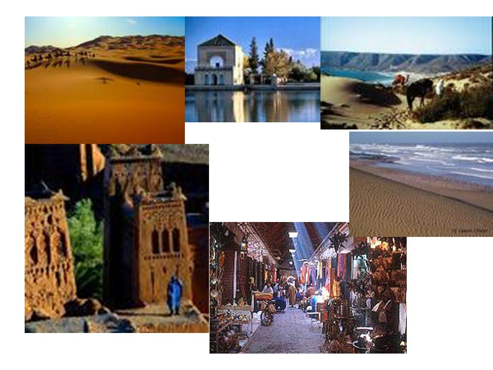 Chere Marguerite, Bienvenue a le Moroc. C'est un nation magnifique.
