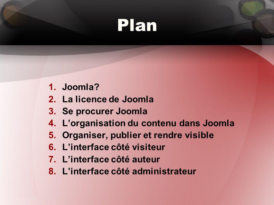 Plan 1.Joomla.