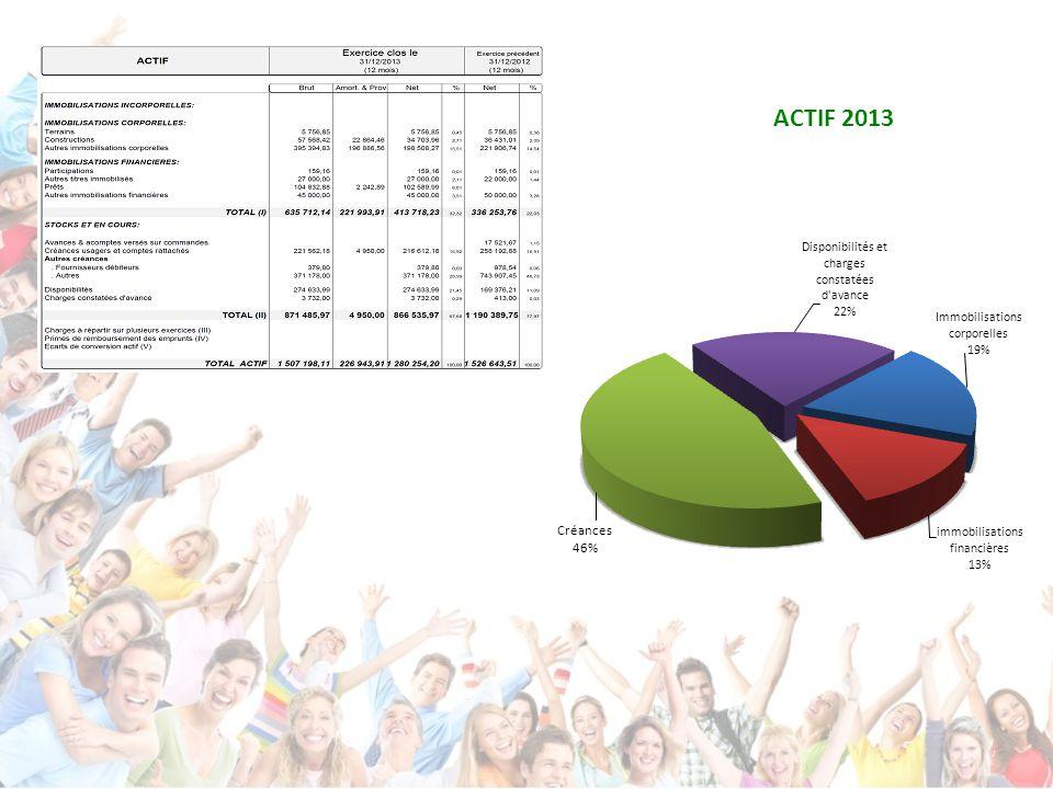 ACTIF 2013