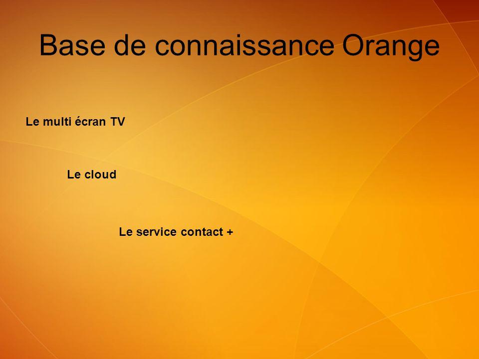 « Le multi-écran vous permet de profiter de l ensemble des programmes de la TV d Orange et regardez deux programmes distincts en simultané, sur un maximum de 2 téléviseurs.