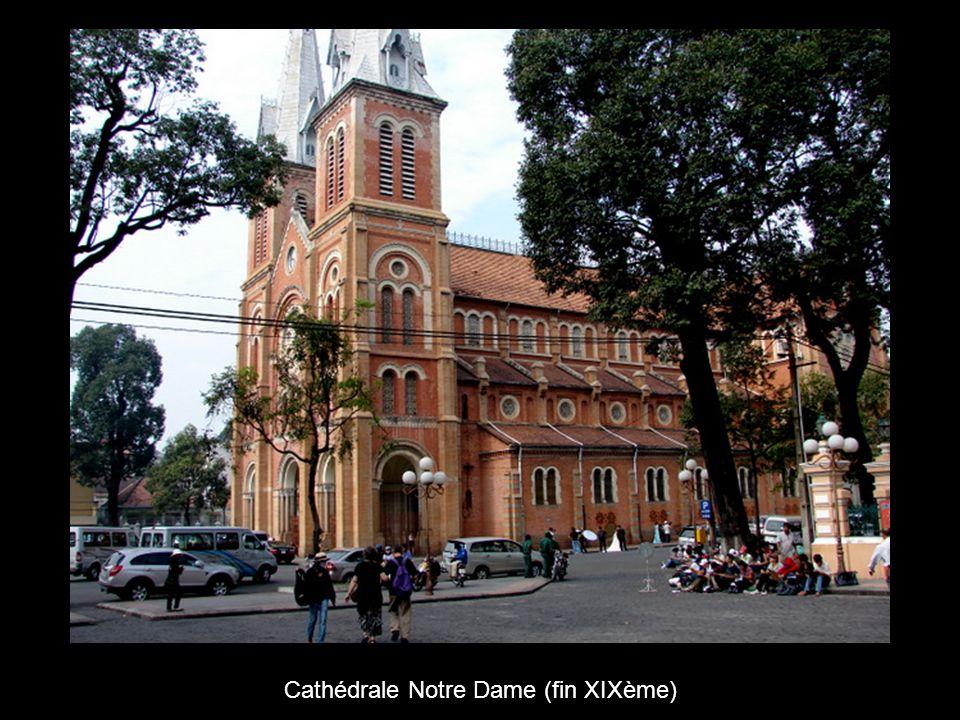 Musée d'HO CHI MINH