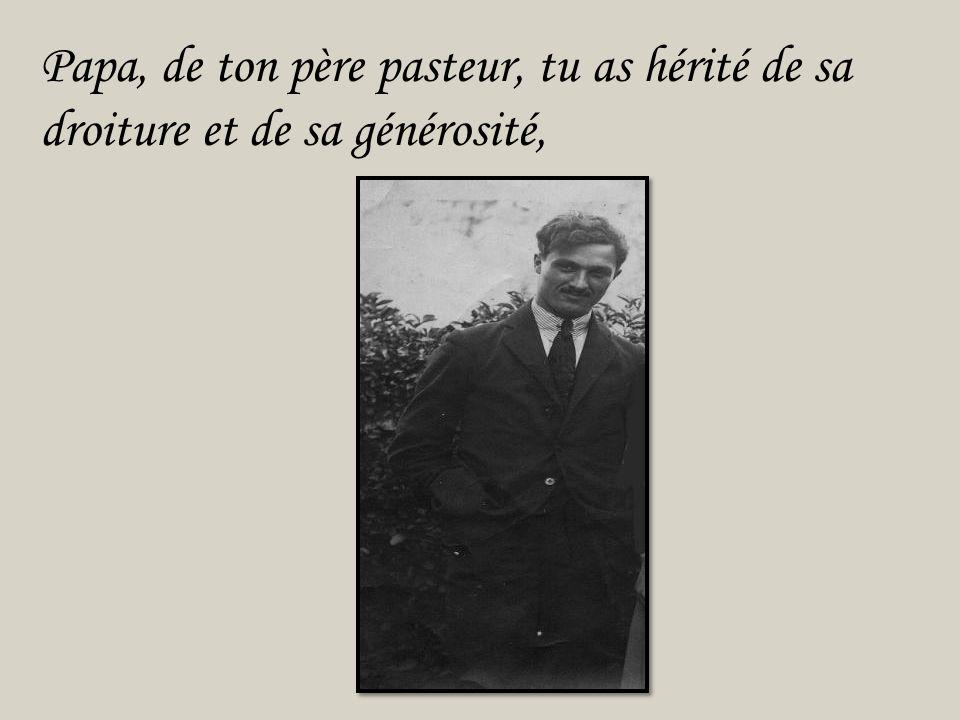 A Jean-Pierre Cornier, dit Papa, Alias « Daddy » Le 6 Octobre 2007