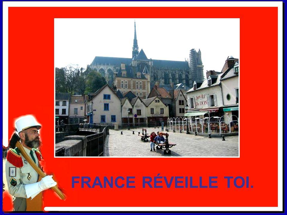 FAITES DONNER LA LÉGION. Ma France se veut être fille aînée de l'église. Ma France est généreuse mais chrétienne avant tout... Et si toutes les autres