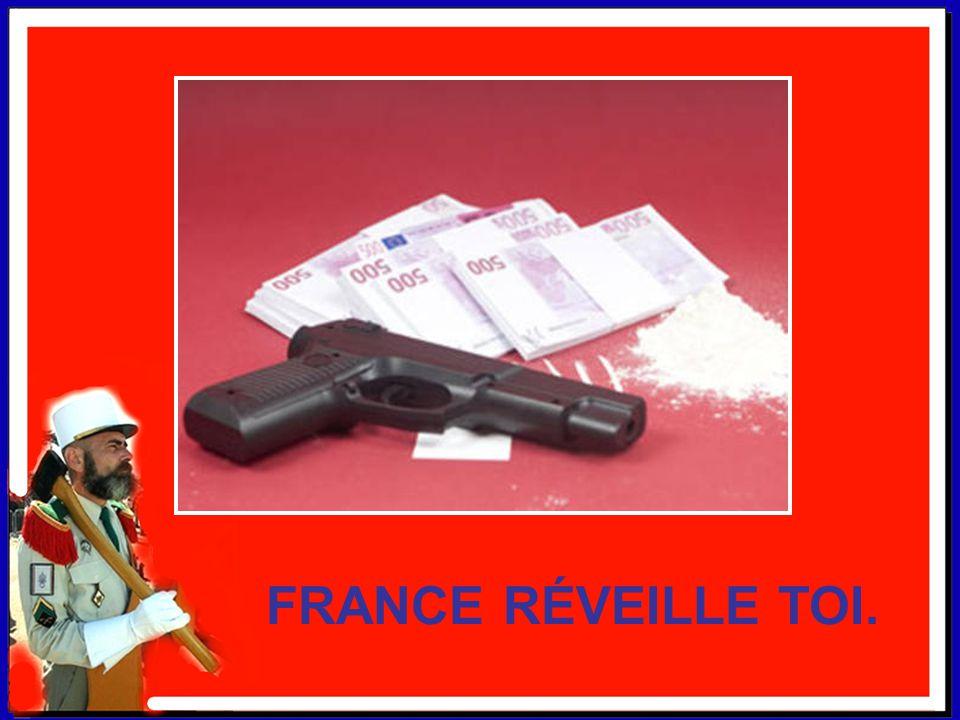 FAITES DONNER LA LÉGION. Ma France n'a rien de black et encore moins de beur... Ma France n'est pas plus jaune que grise, mais bien blanche. Et si nou