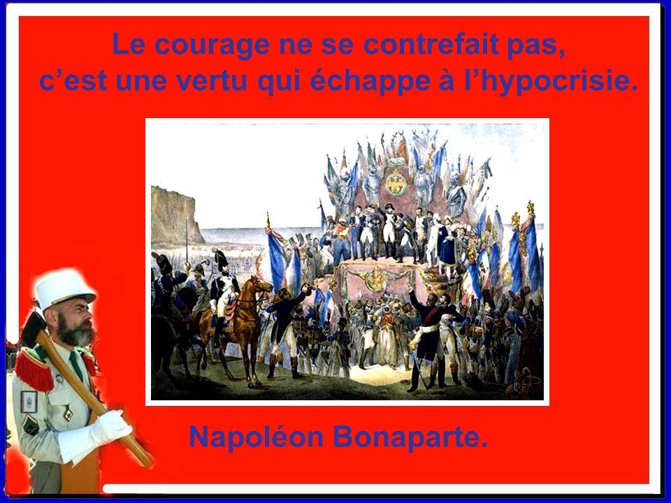 FAITES DONNER LA LÉGION. Nous n'invitons personne à regagner la France, Mais que les étrangers respectent bien nos lois. Nous entendons bien vivre en