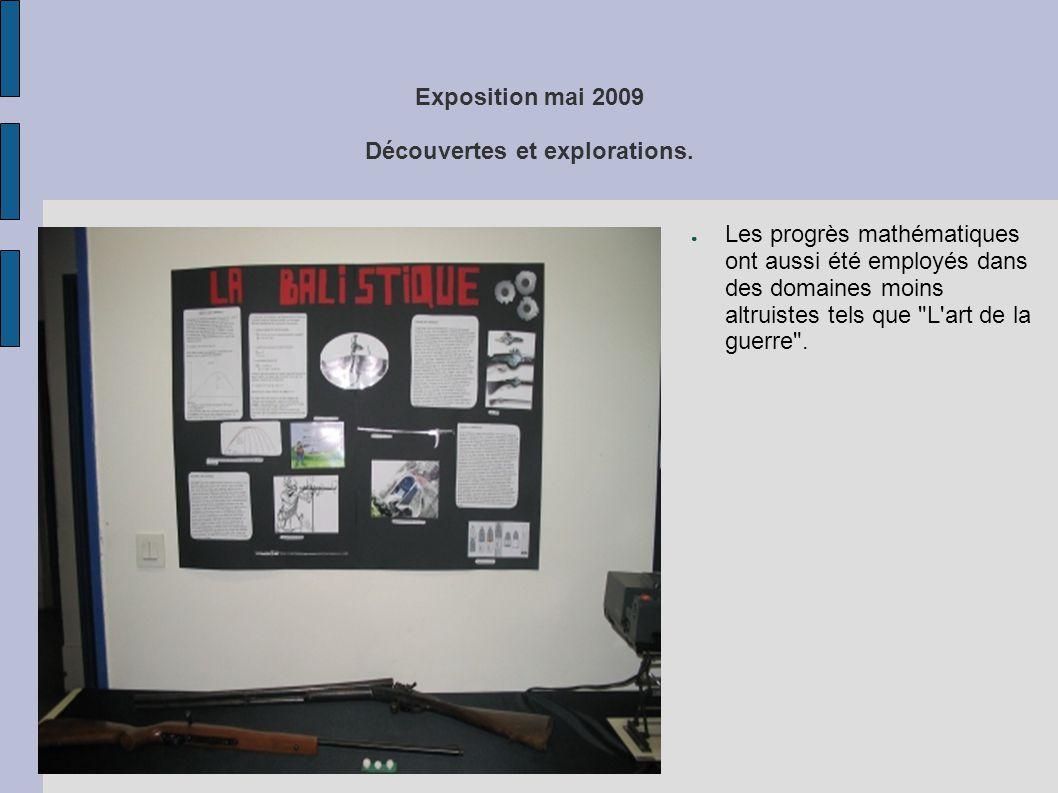 Exposition mai 2009 Découvertes et explorations. ● Le pôle Sud :le finistère du monde...