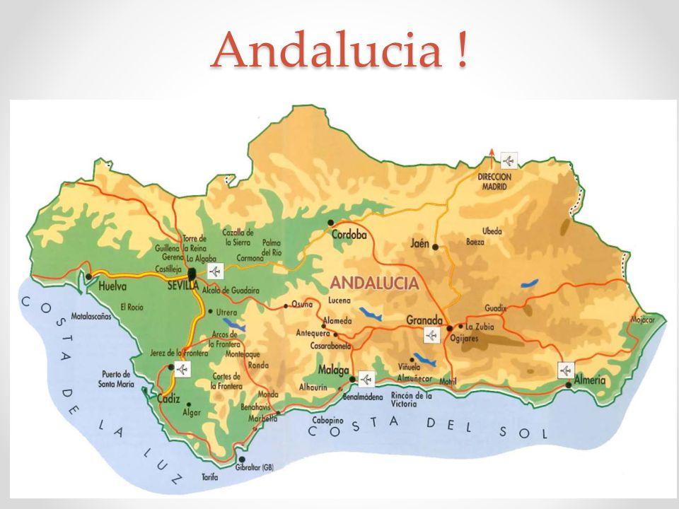 Andalucia !