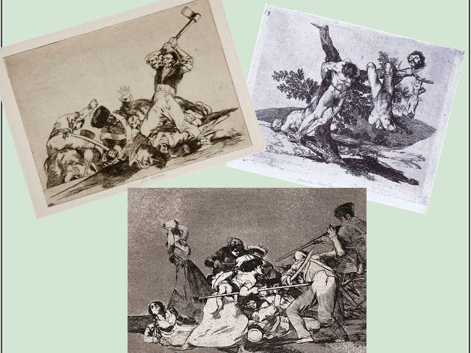 Francisco de Goya, El tres de mayo de 1808