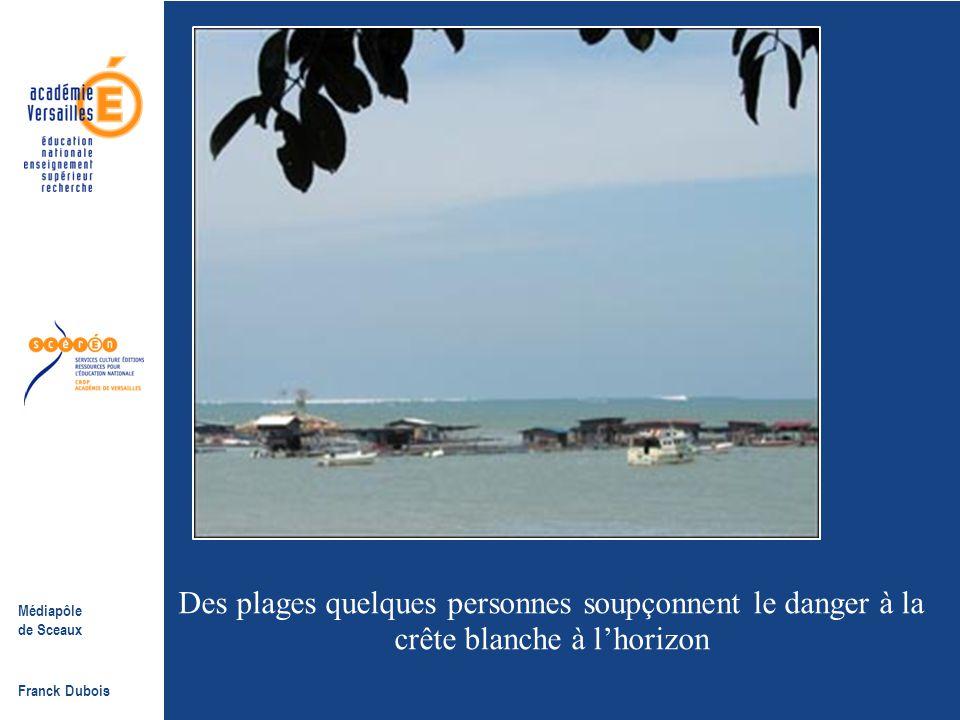 Médiapôle de Sceaux Franck Dubois La Zone géographique affectée par le tsunami