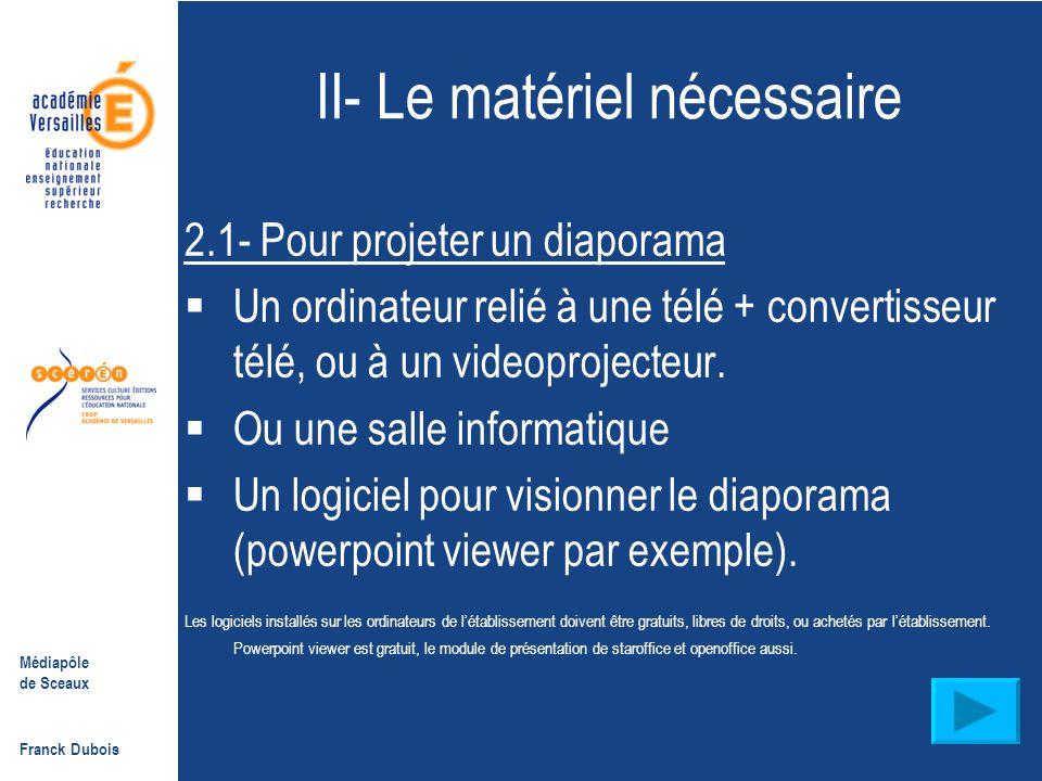 Médiapôle de Sceaux Franck Dubois L'ordinateur vu du dehors