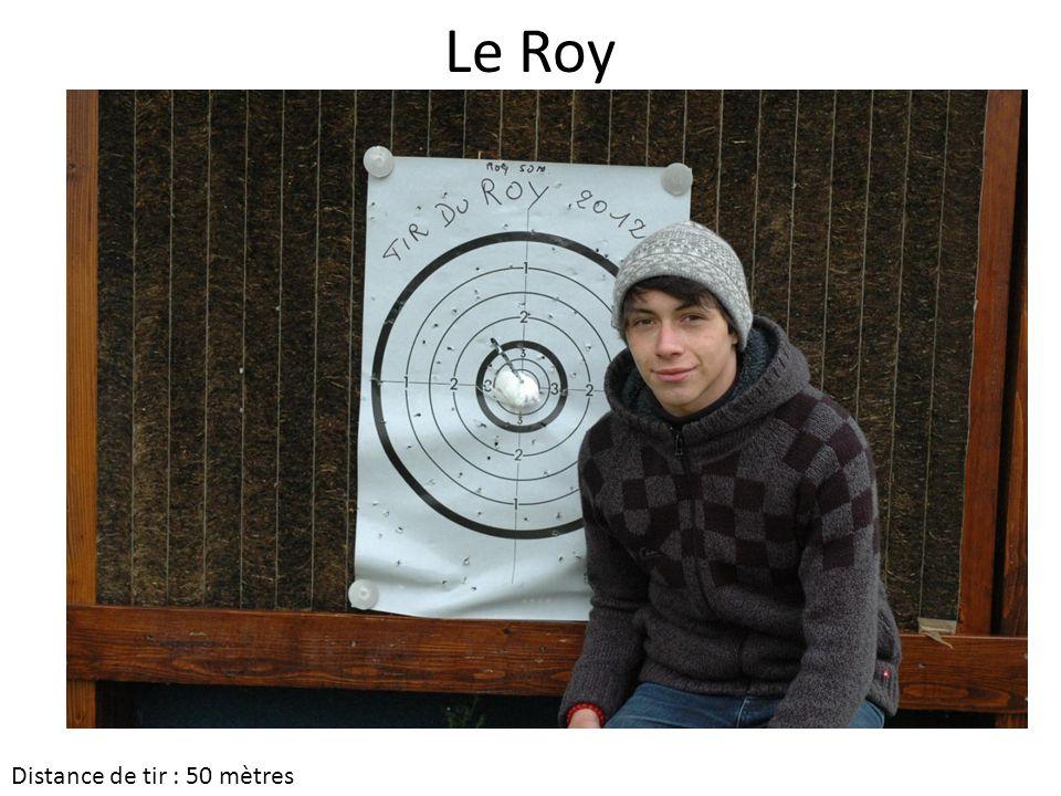 Le Roy Distance de tir : 50 mètres
