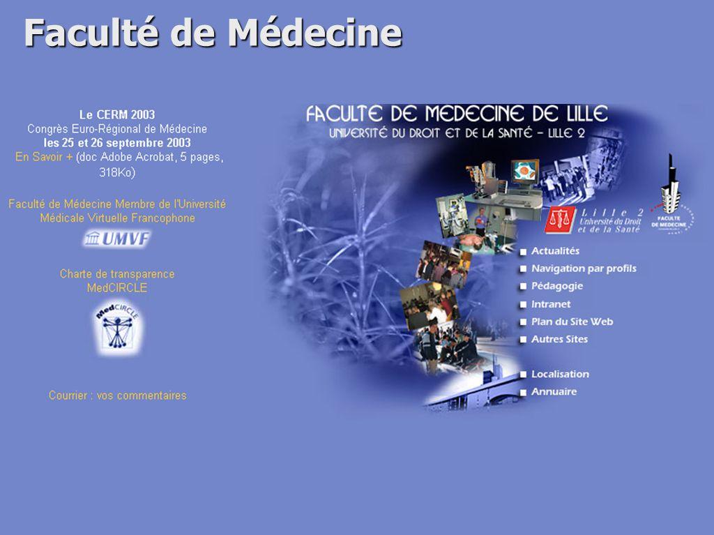 Faculté de Médecine
