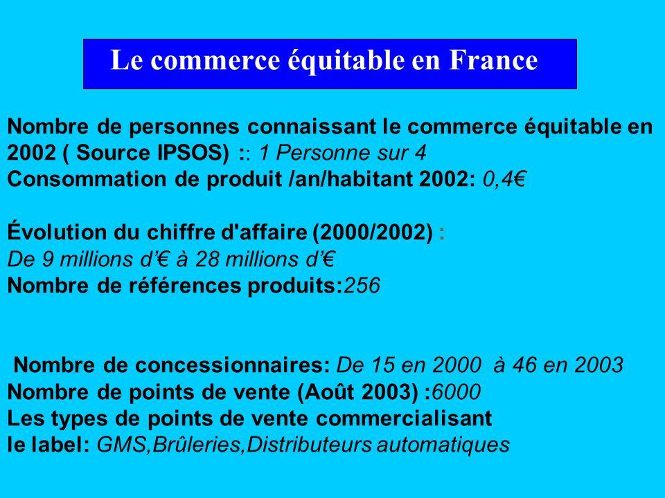 1992 1992 : naissance de l association Max Havelaar France 1999 1999 : Les cafés label Max Havelaar font leur entrée dans les supermarchés : 2000 2000 : environ 3500 points de vente (GMS) proposent au moins un café portant le label Max Havelaar,.
