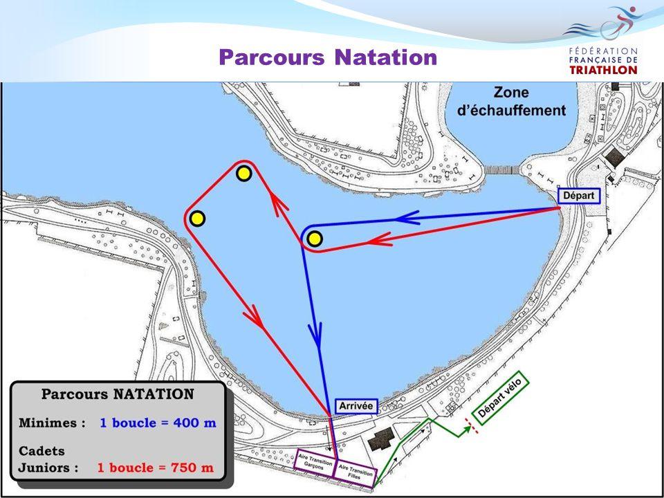 Parcours Natation