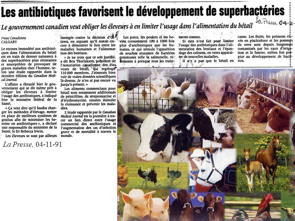 La Presse, 04-11-91