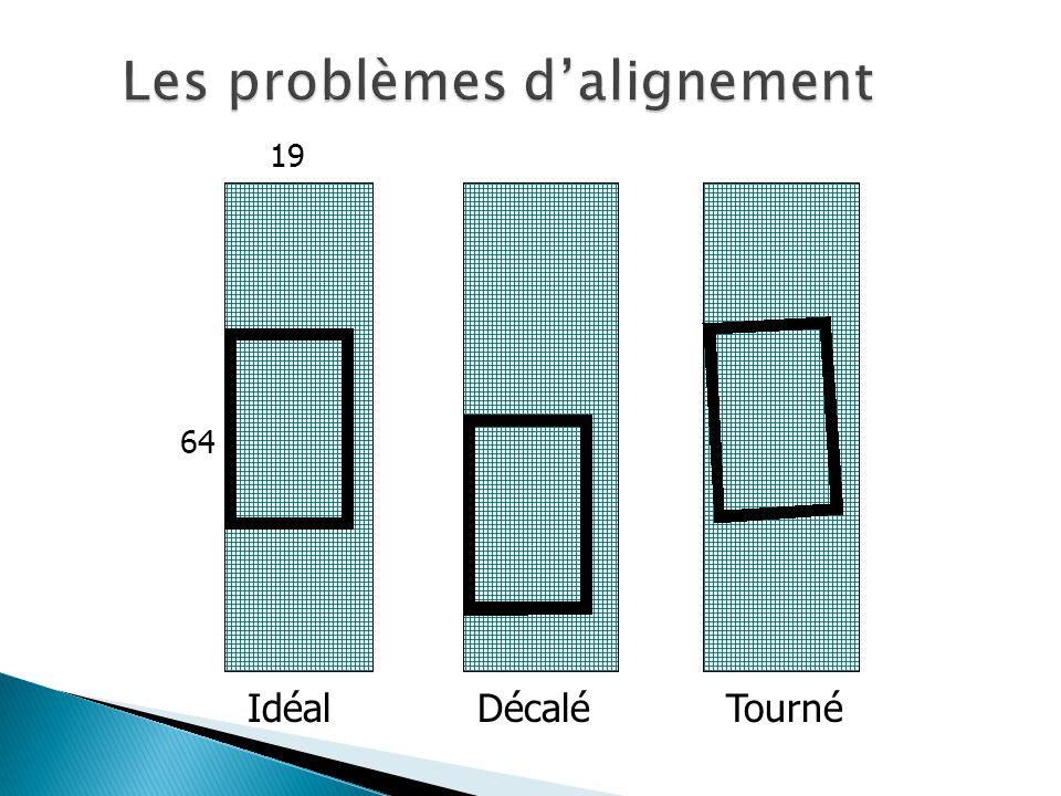 Idéal Décalé Tourné 64 19