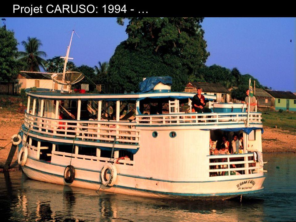 Projet CARUSO: 1994 - …