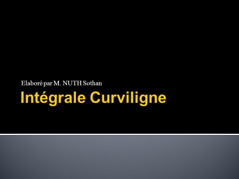 Calculer les intégrales curvilignes de 2 ème espèce : 1., où O(0, 0), A(1, 1) : a.