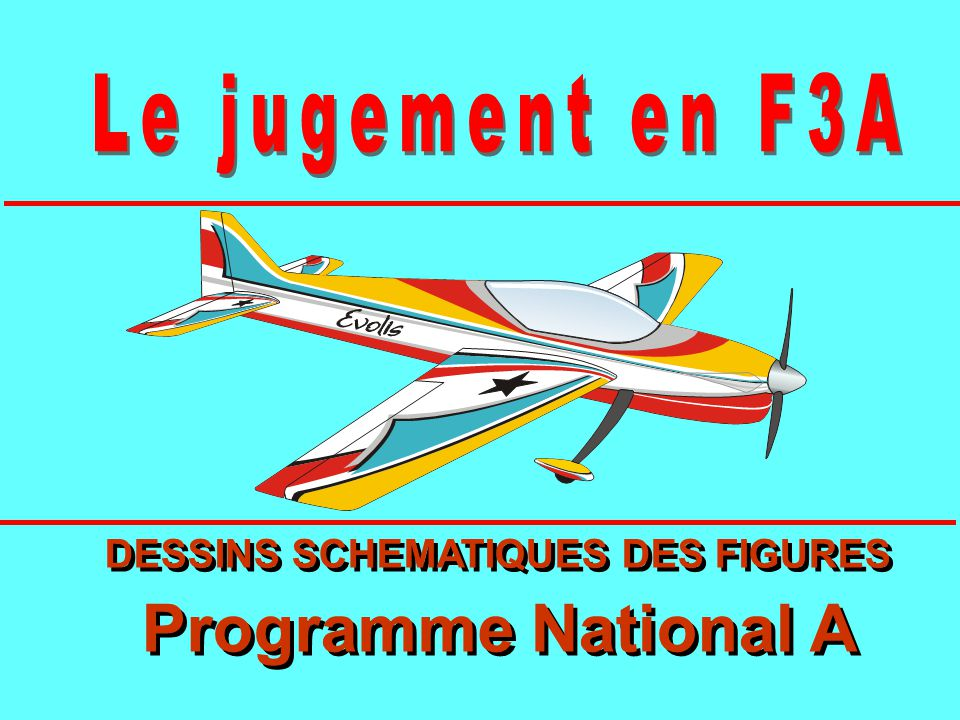 DESSINS SCHEMATIQUES DES FIGURES Programme National A DESSINS SCHEMATIQUES DES FIGURES Programme National A