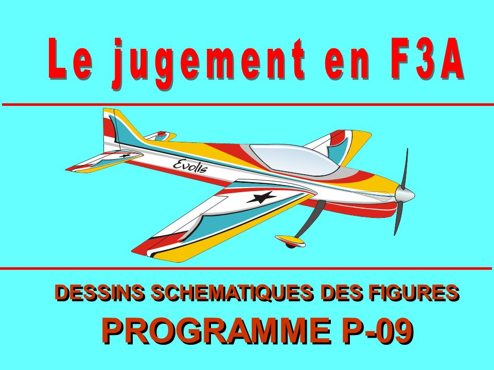 DESSINS SCHEMATIQUES DES FIGURES PROGRAMME P-09 DESSINS SCHEMATIQUES DES FIGURES PROGRAMME P-09