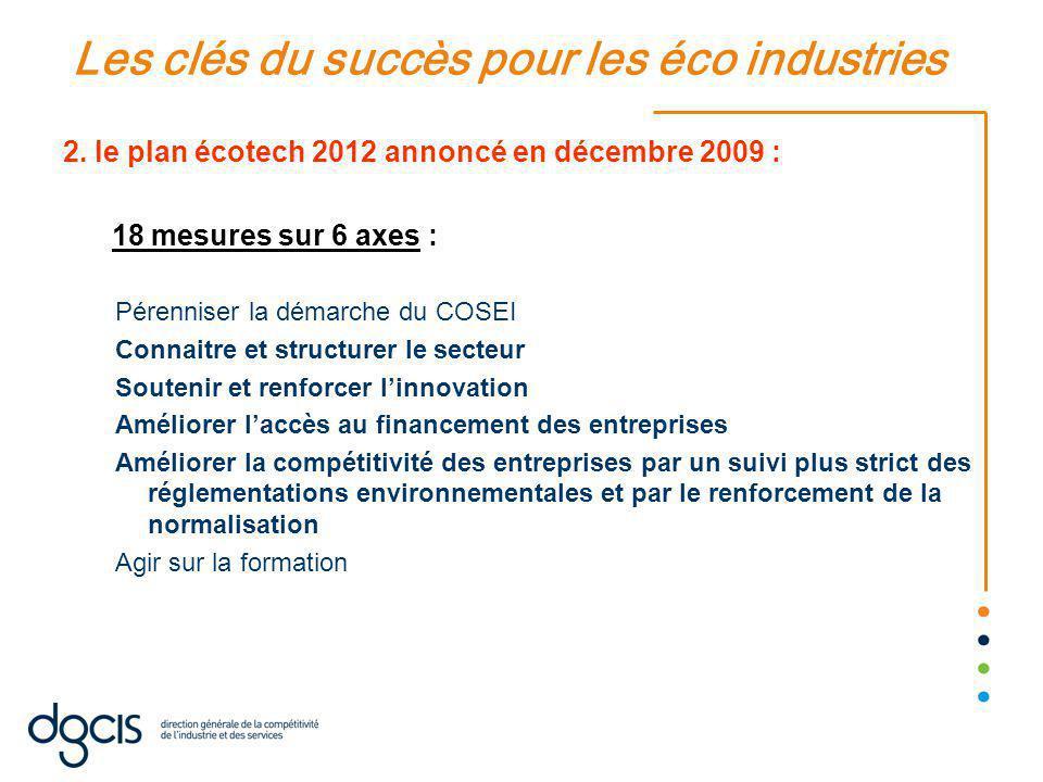 Les clés du succès pour les éco industries 2.