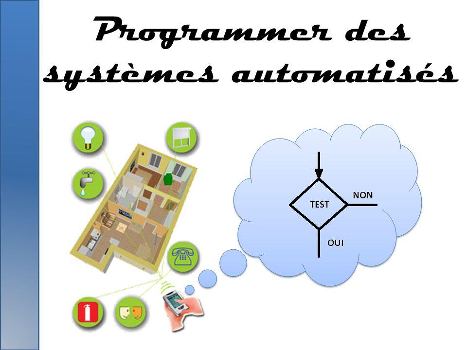 Programmer des systèmes automatisés