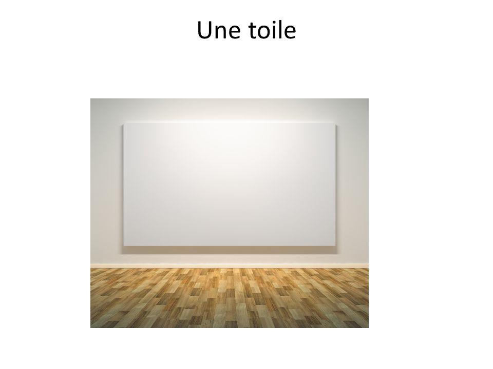 Une toile