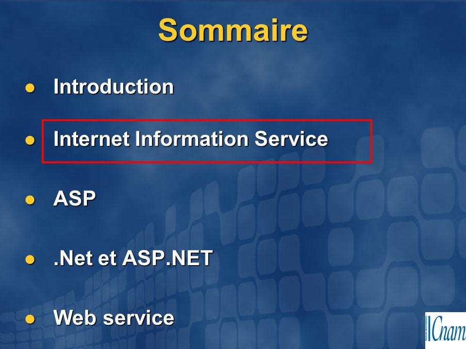 Les outils de développement De plus en plus de produits de développement ont une API pour gérer des Services Web.
